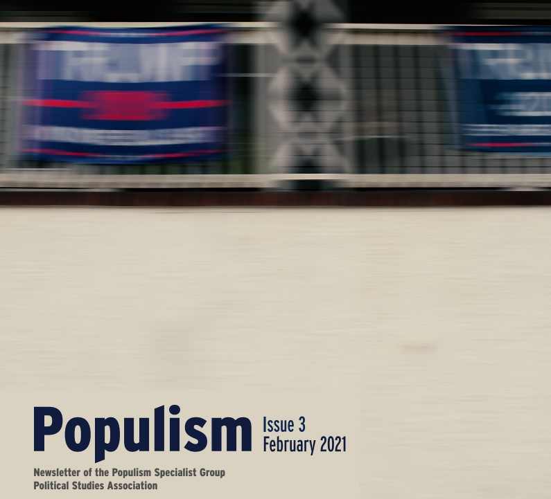 PSA Populism Specialist Group